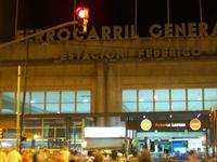 Federico Lacroze Railway Station