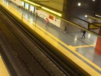 Parque Patricios Station