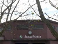 Berlin Humboldthain Station