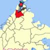 Location Of Kota Marudu