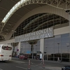 Entrance Of Sabiha Gökçen International Airport