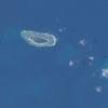 Taiping Island And Zhongzhou Reef I S S