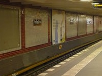 Berlin Innsbrucker Platz Station
