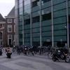 Entrance To Markenplein From Valkenburgerstraat