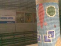 Rabindra Sarobar metro station