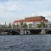 Blauwbrug And Stopera