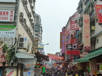 Yizhong Street