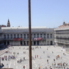 The Museo Correr At The End Of The Piazza San Marco