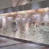 Concourse Level Walls Of Dafni Metro Station