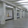 Begovaya Metro Station