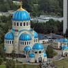 Holy Trinity Church In Orekhovo-Borisovo
