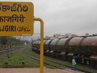 Malkajgiri railway station