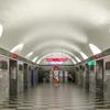 Chernyshevskaya Station Central Hall