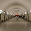 Ploshchad Alexandra Nevskogo I Metro Station Hall