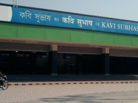 Kavi Subhash metro station
