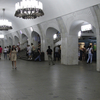 Pushkinskaya Metro Station