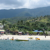 P H Puerto Galera White Beach From Sea 2