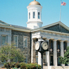 The Historic 1854 Baltimore County Courthouse