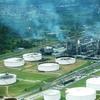 Oil Refinery In Esmeraldas