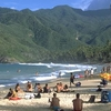 Choroní Beach In The Henri Pittier National Park, Aragua