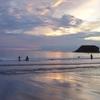 Bundoran Strand At Dusk