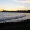 View From Manu Bay In Raglan