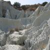 Xi Beach Cliffs Kefalonia