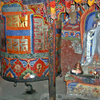 Lhalung Gompa Prayer Wheel