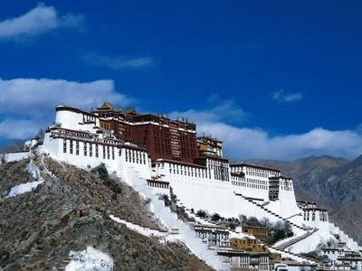 The World Cultural Heritage Of The Potala Palace