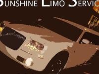 4 Inch Sunshine Limo Service Wine Tour Logo 1