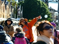 Free Walking Tours Sydney