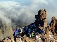 Mount Kenya Climbing Tours