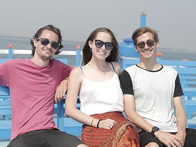 Boat Cham Island