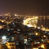 The Tuy Hoa In City Night