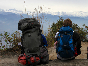 Nagarkot Hiking Tour in Nepal Photos