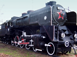 424 Steam Locomotive