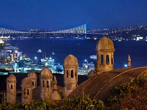 Istanbul Fusion Tour Photos