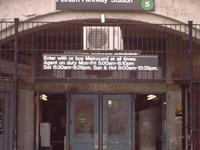 Pelham Parkway IRT Dyre Avenue Line Station
