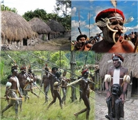 8  Baliem Valley   Papua [Posted By - Iwanta Perangin-angin]