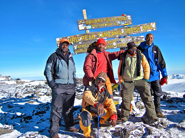 Mt Kilimanjaro Via Marangu Route 6 Days Photos