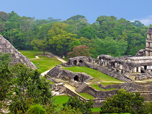 Mayan Palace, Mexico Photos
