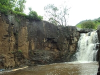 Zarvani Waterfall