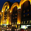Night View Of The Abasto De Buenos Aires