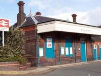 Abergele Pensarn Rail Station