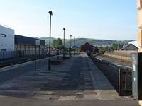 Aberystwyth Rail Station