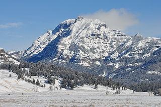 Abiathar Peak - Yellowstone - USA
