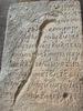 A Brahmi Stone Inscription At Kanheri
