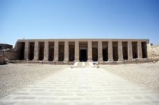 Abydos Facade