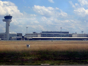 Bordeaux Merignac Airport