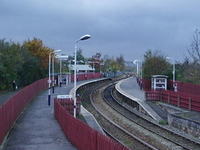 Accrington Rail Station